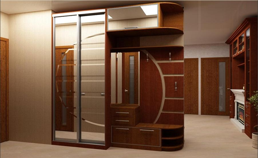 Прихожие дизайн фото мебель
